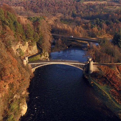 aerial photography and filming moray and speyside