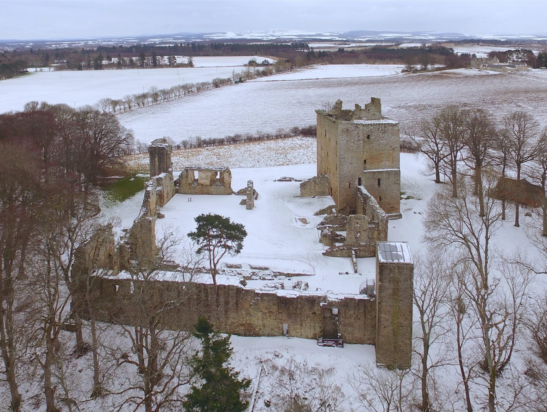 Spynie Palace Moray