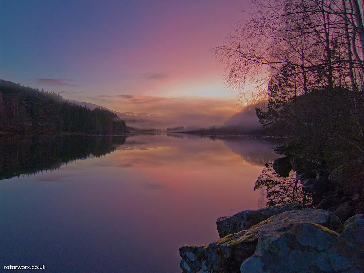 Dundreggan Reservoir