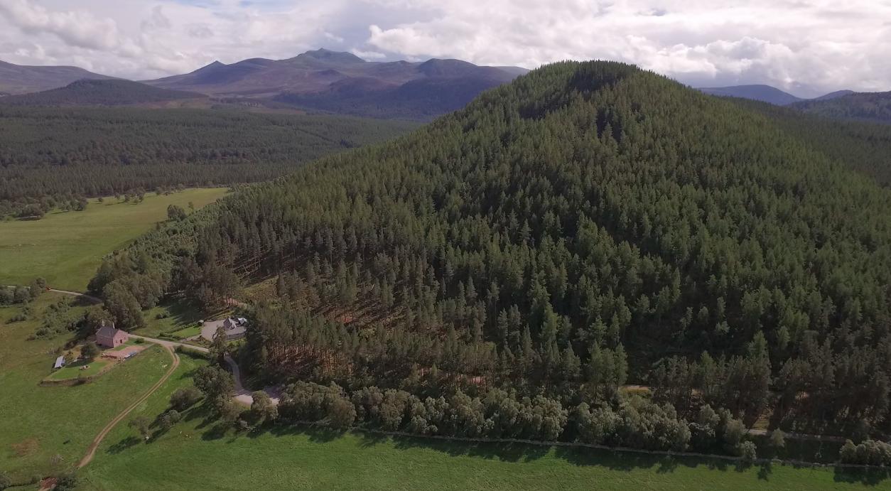 Royal Deeside Scottish Six Days, Glen Feardar